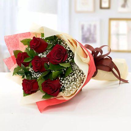 باقة ورود جمال الحب: Gifts for Promise Day