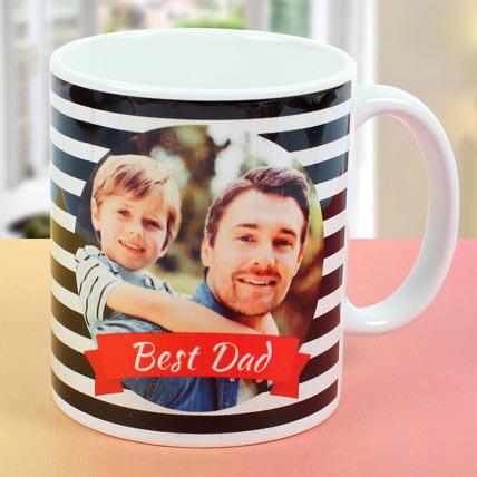 Best Dad Personalized Mug: أكواب القهوة أون لاين