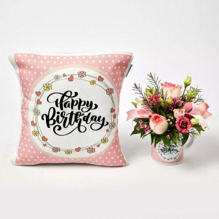 Birthday Wishes Hamper: كومبو الهدايا