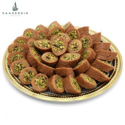 Burma Pistachios Delight: حلويات عربية أون لاين