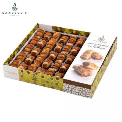 Delicious Lotus Baklava Finger Box: هدايا الطائف أون لاين