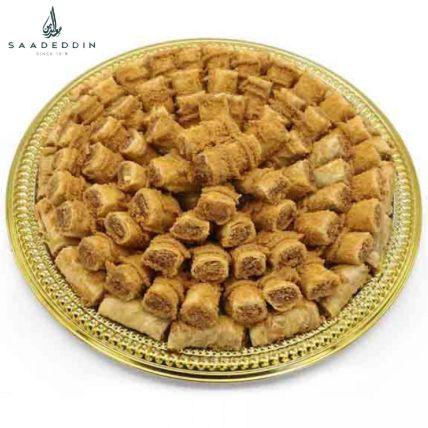 Extraordinary Lotus Baklawa Fingers: حلويات عربية أون لاين