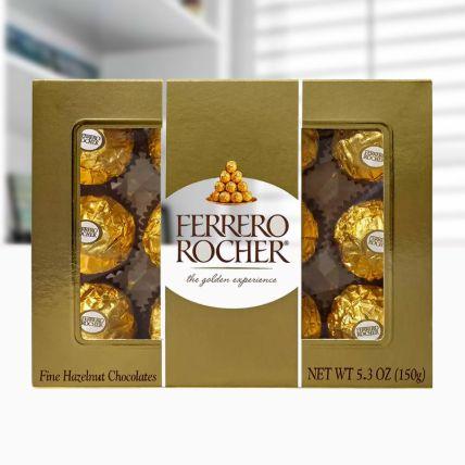 شوكولاتة فيريرو روشيه: شوكولاتة فيريرو روشيه أون لاين