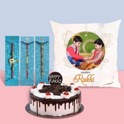 Happy Rakhi Hamper: