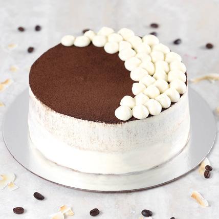 Heavenly Tiramisu Cake Half Kg: كيك لعيد الأم