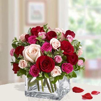 الوردي الأسطوري: توصيل الزهور في المدينة