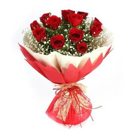 باقة من الورود الجميلة: توصيل الزهور  في القطيف