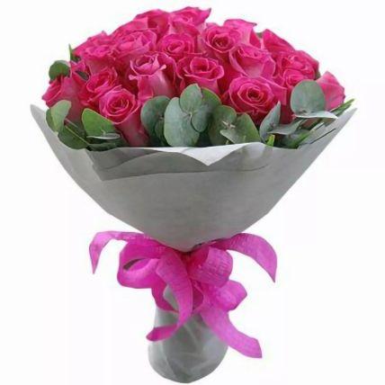Pinks Beauty Bouquet: توصيل الزهور في المدينة