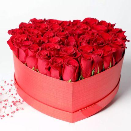 ارسال حبي مع الورود: هدايا يوم الفالنتاين أون لاين
