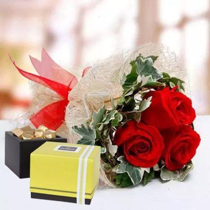 Sweet Love Roses & Patchi Chocolates: هدايا يوم الوعد أون لاين