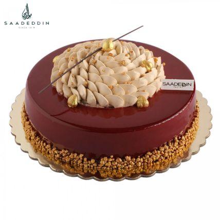 Tempting Choco Noisette Cake By Saadeddin: هدايا يوم الأب أون لاين