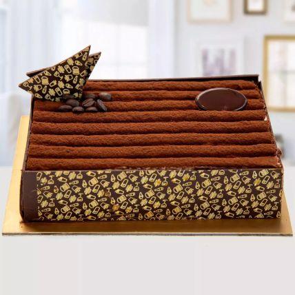 كيكة التيرامسو: Happy New Year Cake