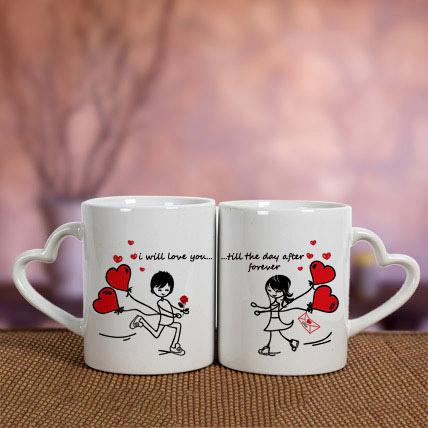 White Love Mugs: هدايا حسب الطلب لعيد الحب