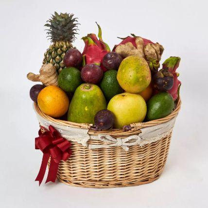 Zest for Health Basket: ارسال سلة هدايا أون لاين