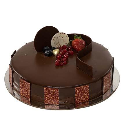 كيك شوكولاتة ترافل 1 كجم