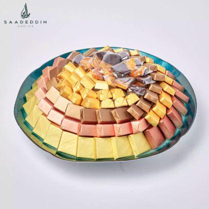 Assorted Chocolate Platter 1 Kg