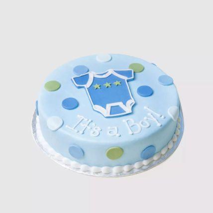 Baby Romper Designer Cake 2 Kg