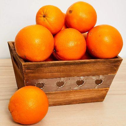 Basket Of Oranges 3 kgs