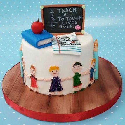 Cake for Best Teacher 1 Kg