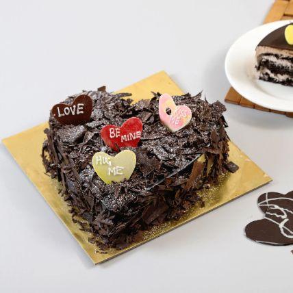 Choco Blast Love Cake 1.5 Kg