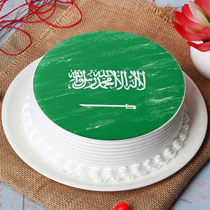 Designer Arab Cake