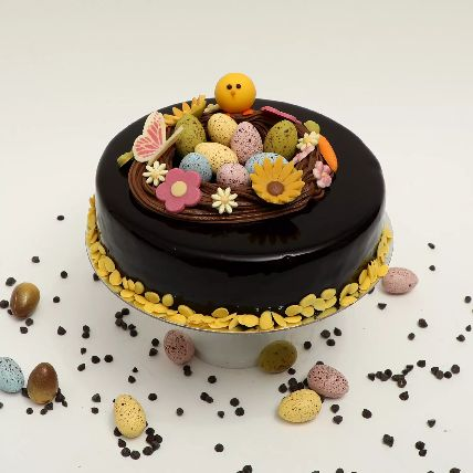 Easter Special Irresistible Chocolate Truffle Cake Half Kg