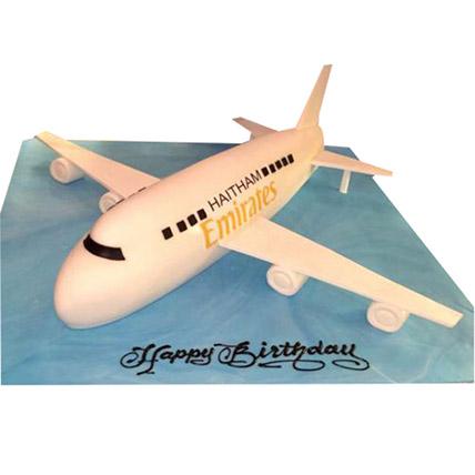 Emirates Airlines Cake