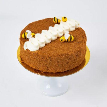 Exotic Honey Cake Half Kg