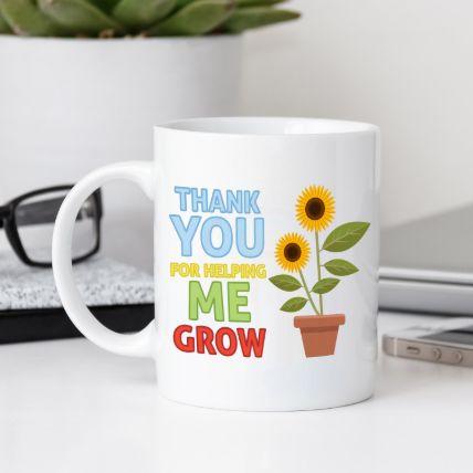 Expressing Gratitude Mug