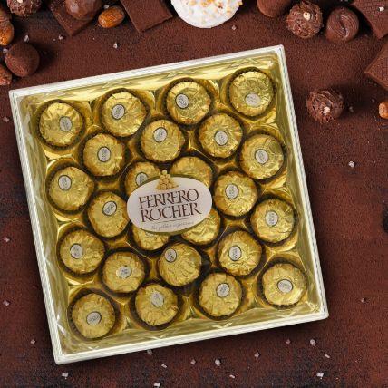 شوكولاتة فيريرو روشيه 24 قطعة