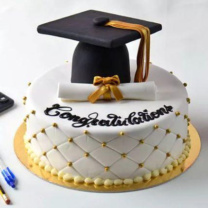 Graduation Special Cake 1.5 Kg