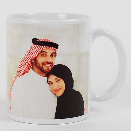 Heartfelt Love Personalized Mug