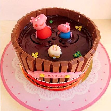 Joy Of Chocolate Cake