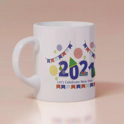 Lets Celebrate New Year Mug