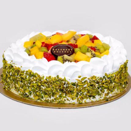 Mix Fruit Cake 4 Portion