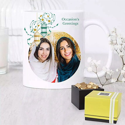 Mug With Patchi Chocolate 1 Kg