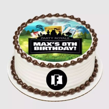Party Royale Chocolate Cake 1 Kg