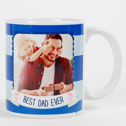 Personalized Mug For Best Dad Ever