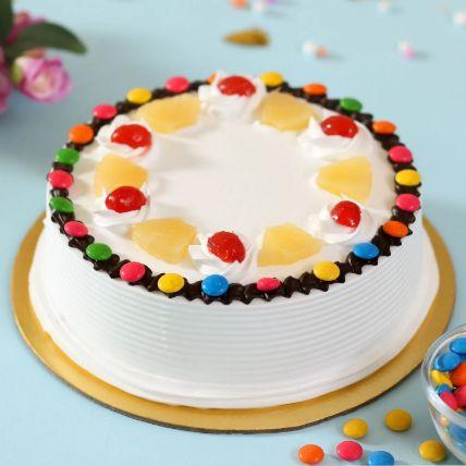 Pineapple Gems Cake 1.5 Kg