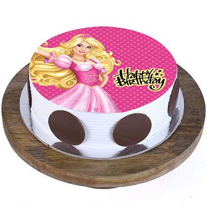 Princess Aurora Cake