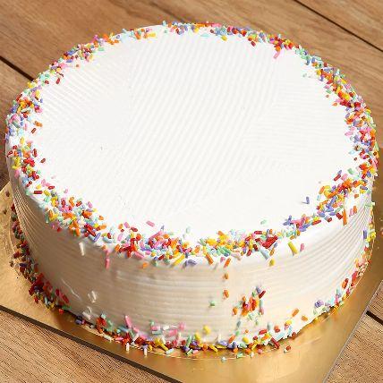 Rainbow Cake 1 Kg