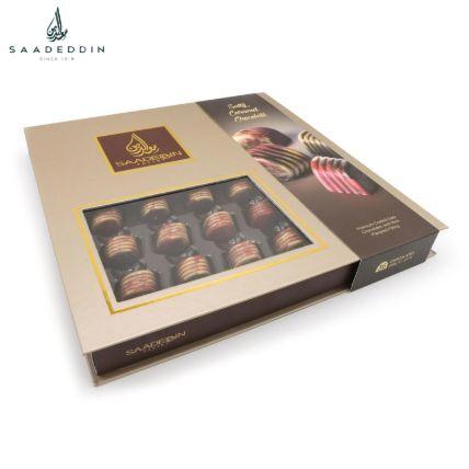 Salty Caramel Chocolate Box 260 Gms