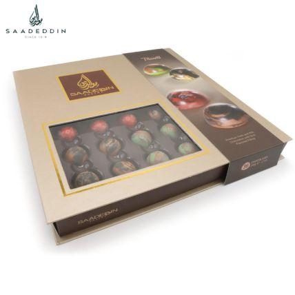 Scrummy Planet Chocolate Box 300 Gms