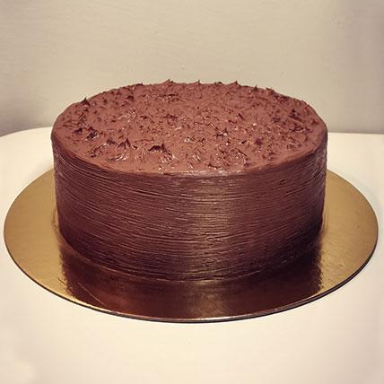 كيكة الشوكولاتة الشهية- 1 كجم