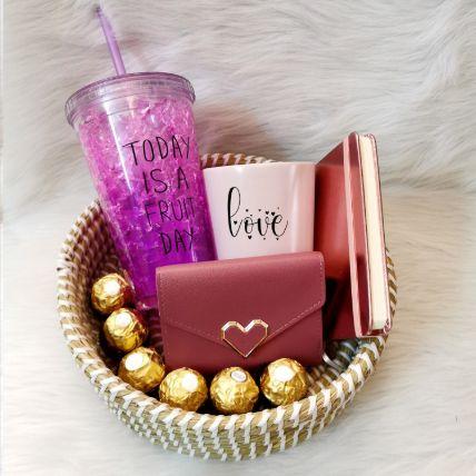 Show Her Love Gift Basket