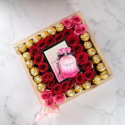 Valentines Day Gift Hamper For Her