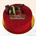 2 Kg Red Velvet Cake For Birthday