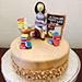 Best Teacher Fondant Cake 1.5 Kg