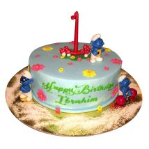 Birthday Cake for Baby