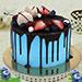 Chocolate Fruity Cake